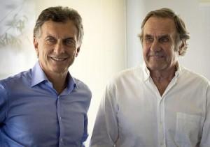 """Reutemann se suma al """"cambio"""", con apoyo explicito a la candidatura de Macri"""