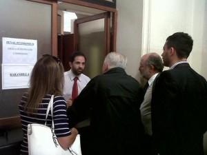 Manejo Fondos Públicos: La oposición amplió denuncia, afirmando que hay una matriz de corrupción (Miró/DLS)