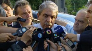 Elecciones: El flamante jefe de gabinete habló sobre la denuncia contra CFK rechazada y ratificó su precandidatura a presidente