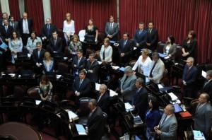 Senado: Sin la presencia de la oposición, el oficialismo K dio media sanción al proyecto de reforma del sistema de Inteligencia