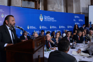 Marcha #18F: Campagnoli consideró que la participación del gobierno, sería una muestra de concordia