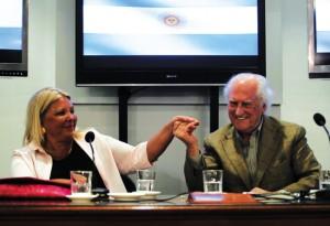 Un ex aliado y un massista cuestionaron el acuerdo Macri-Carrio