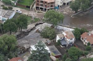 Colegios Profesionales brindan asistencia a damnificados del temporal