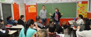 """5.700 alumnos pasaron por el programa vocacional """"Estrategia Joven"""""""