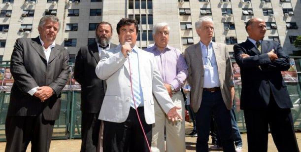 fiscales marcha Nisman
