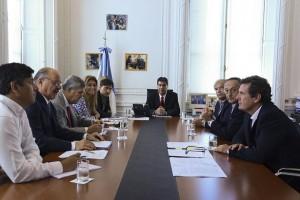 Cumbre con cúpula empresarial: El Gobierno K brindó detalles de los acuerdos con China a la UIA