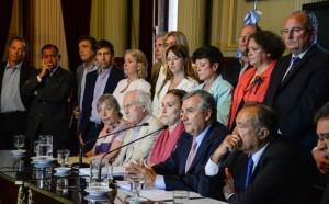 Audiencia/Senado: El arco opositor con debate paralelo por el caso Nisman