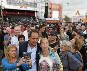 Rumbo a la Rosada: Scioli refuerza su presencia en tierras mediterráneas