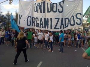 """Agrupación K cordobesa suma su rechazo a """"la embestida golpista"""" contra el gobierno de CFK"""