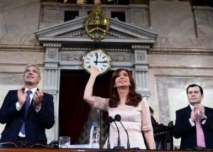 CFK apertura sesiones