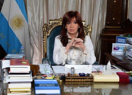 CFK despacho carta