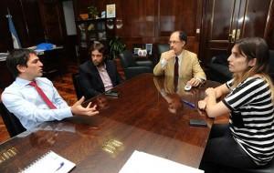 Industria sumó a Impulso Argentino como incubadora de proyectos