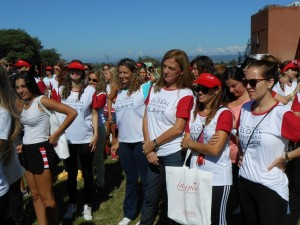 Más de 200 mujeres participaron de la 5° Caminata de Mentoreo