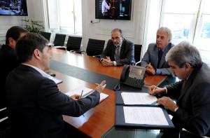 Finalmente, se firmó el acuerdo por el  crédito de $540M para inundados de Sierras Chicas