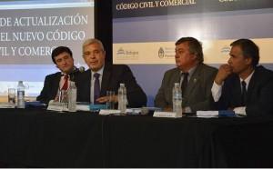 Jornada de actualización sobre el Código Civil y Comercial