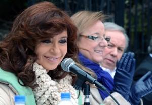 Desde El Calafate, CFK crítico a Macri y fustigó a los sectores que se oponen a la recuperación de derechos