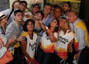"""Macri ratificó que su vicepresidente """"no será un dirigente radical"""""""