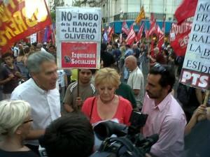 Elecciones: Olivero-Puddu, la fórmula del FIT para la Gobernación