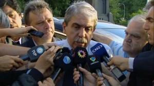 """El jefe de gabinete, señaló que CFK """"no tiene intenciones de ser candidata"""""""