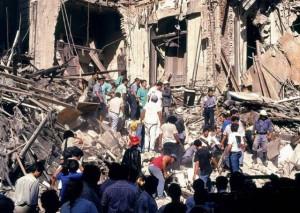 atentado embajada israel