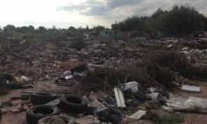 Basurales a cielo abierto: Dómina le apuntó a la actual gestión del municipio por eludir su responsabilidad