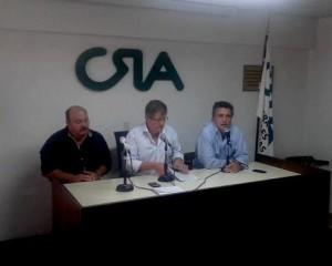Plan de Lucha: Entidades rurales dispusieron cese de comercialización agropecuario para la semana próxima