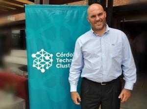 Ibáñez, es el nuevo presidente del  Córdoba Technology Cluster