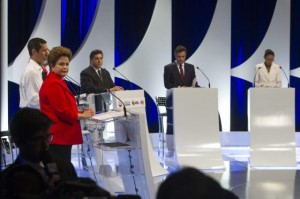 debate presidencial brasil