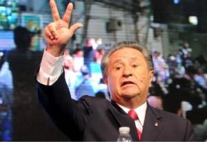 Duhalde fue designado como nuevo presidente del PJ no alineado al Kirchnerismo