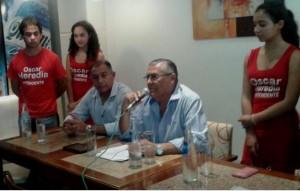 """Reafirmando su apoyo a Heredia, Juez destacó que la alianza local expresa """"la mejor propuesta"""" para la ciudad"""