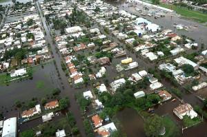 Las lluvias vuelven a poner en estado de emergencia a localidades de Córdoba