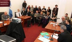 Comienza el primer Juicio por Jurados en la provincia