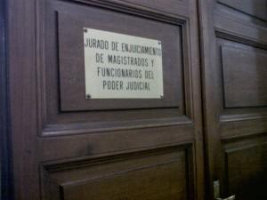 jury enjuiciamiento