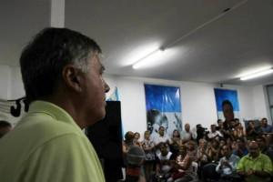 Paros/Transporte: Candidato peronista le atribuyó a Mestre falta de autoridad