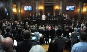 """Legislatura porteña. """"Estamos listos para nuevos y más desafíos"""", dijo Macri"""