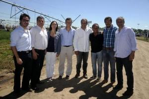 Ante los ruralistas, Macri se comprometió a duplicar la cantidad de alimentos que produce la Argentina