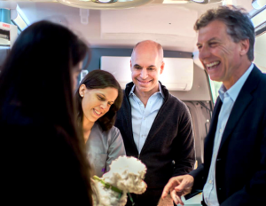 Interna macrista: Michetti le reclamó a Larreta «estar solitos en la cancha»