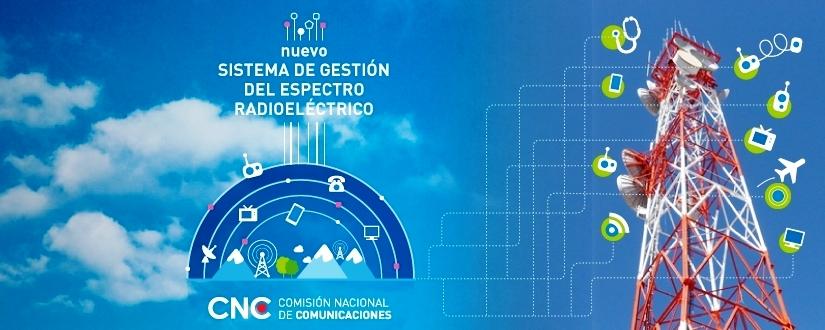 nuevo sistema de digitalización espectro radioelectrico