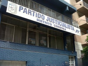 partido Justicialista cordoba
