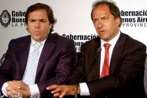"""Sciolista señaló que hay dos modelos, """"el que encarna hoy Scioli y el del PRO, que quiere volver a los '90"""""""