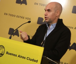 """Elecciones: Al negar enfrentamientos con Michetti, Rodríguez Larreta, opinó que """"buscan meter cizaña"""""""