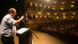 Convención UCR: Primera señal a favor de Sanz