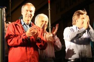 Interna PJ: Reconfirmada la fórmula Schiaretti-Llaryora para la gobernación