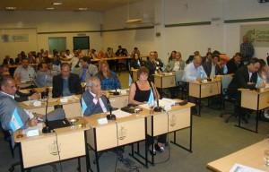 """Acuerdo Schiaretti-Llaryora, tendrá su efecto """"unidad"""" en el Concejo.  UPC sería primera minoría"""