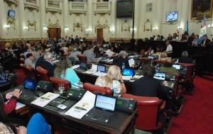 Efecto Temporal: La Unicameral  convirtió en ley ampliación de emergencia y fondos de la Tasa Vial