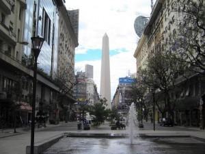 vista CABA obelisco