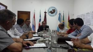 Ferinoa 2015: Organizadores y organismos de Seguridad consensuaron el Plan de Contingencia