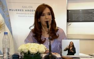 CFK 29 de enero