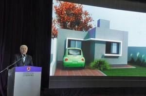 Lanzan línea de créditos hipotecarios para 10 mil familias