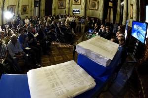 """Carlés/CSJN: Massa contra el modelo de justicia """"militante"""""""